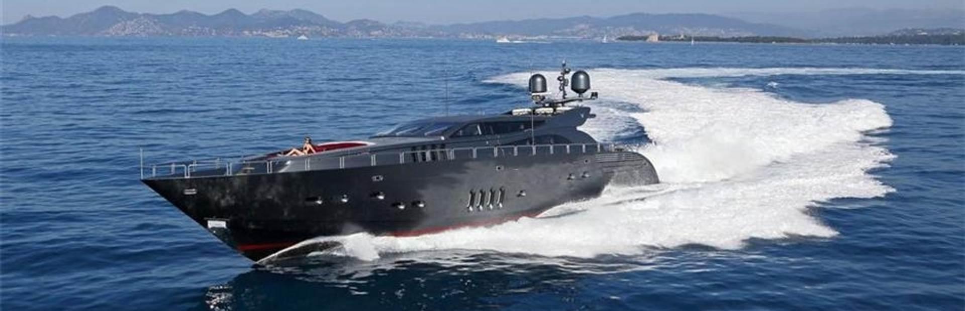 Leopard 34 Yacht Charter