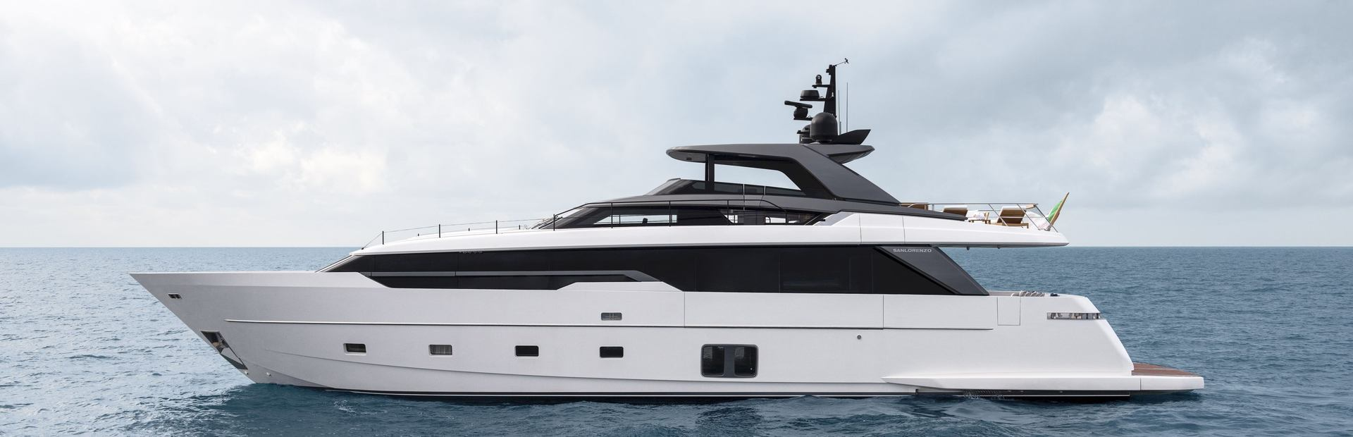SL96 Asymmetric Yacht Charter