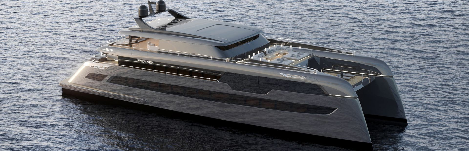 49M Sunreef Power Yacht Charter