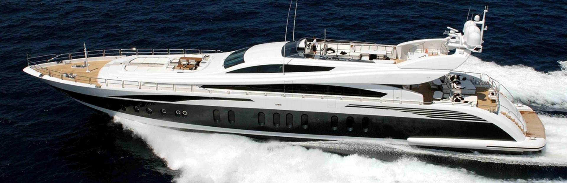 Leopard 46 Yacht Charter