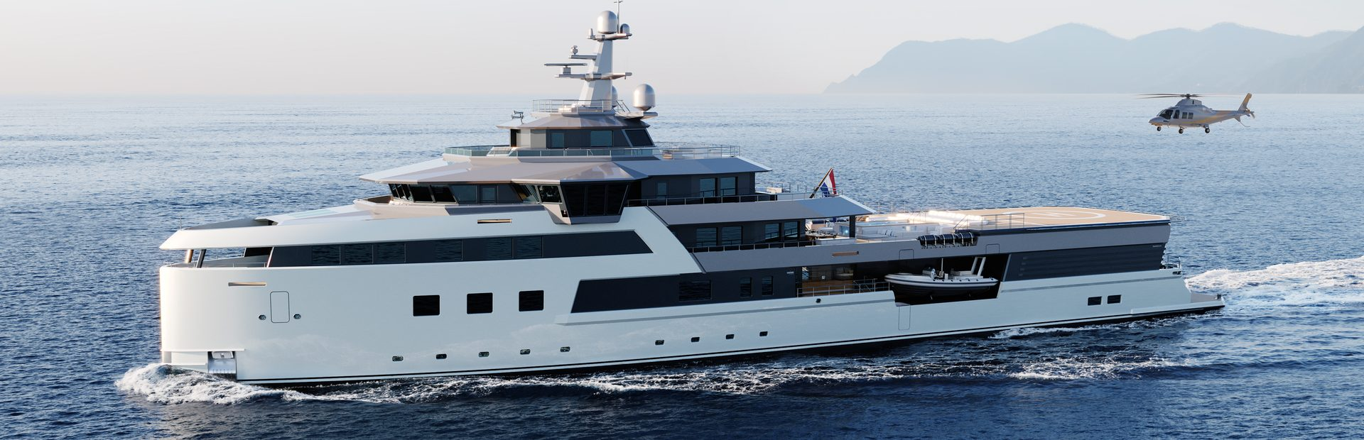 SeaXplorer 77 Yacht Charter