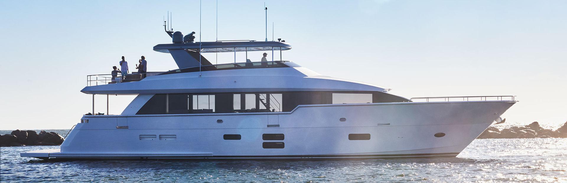 M90 Panacera Yacht Charter