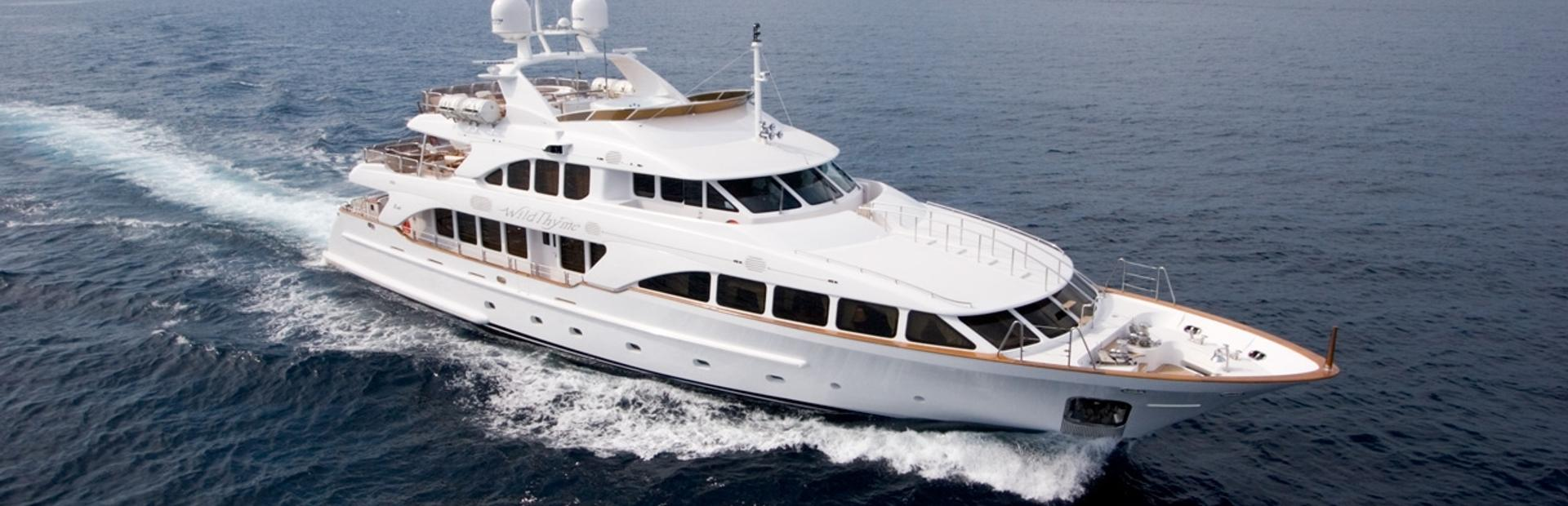 Classic 120' Yacht Charter