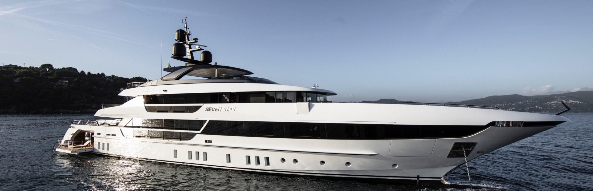 52Steel Yacht Charter
