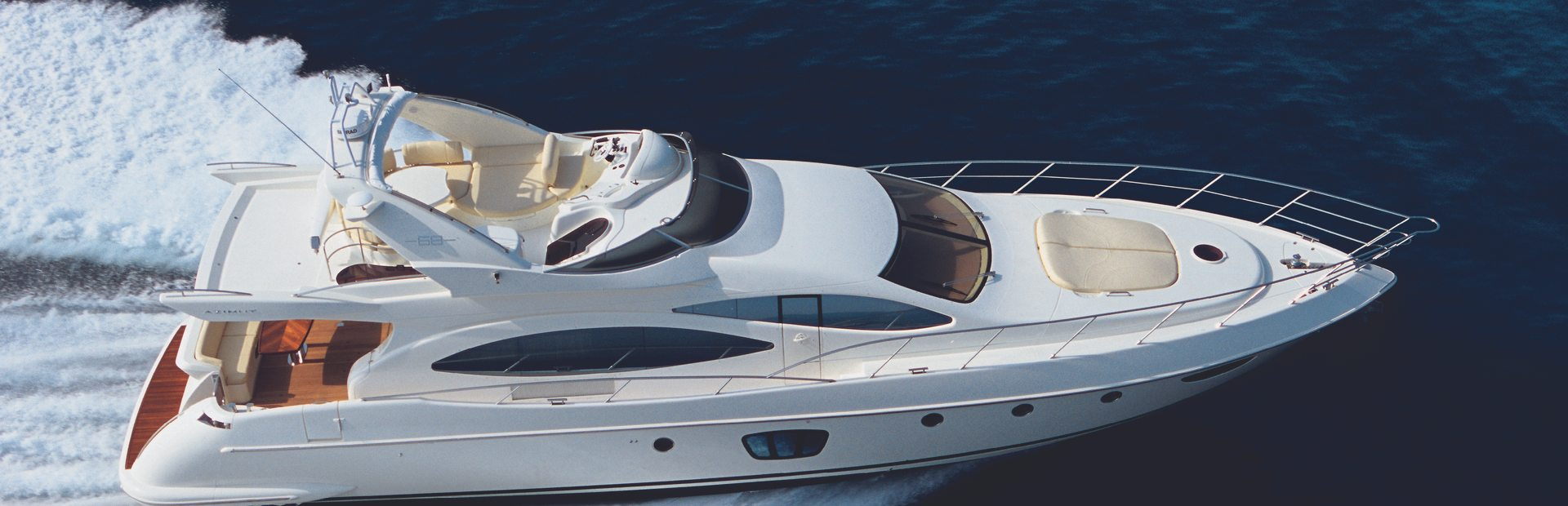 Azimut 68 Evolution Yacht Charter