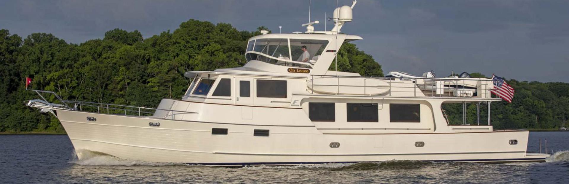Fleming 78 Yacht Charter