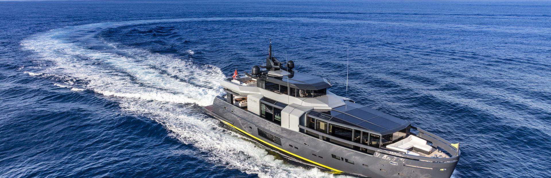 A105 Yacht Charter