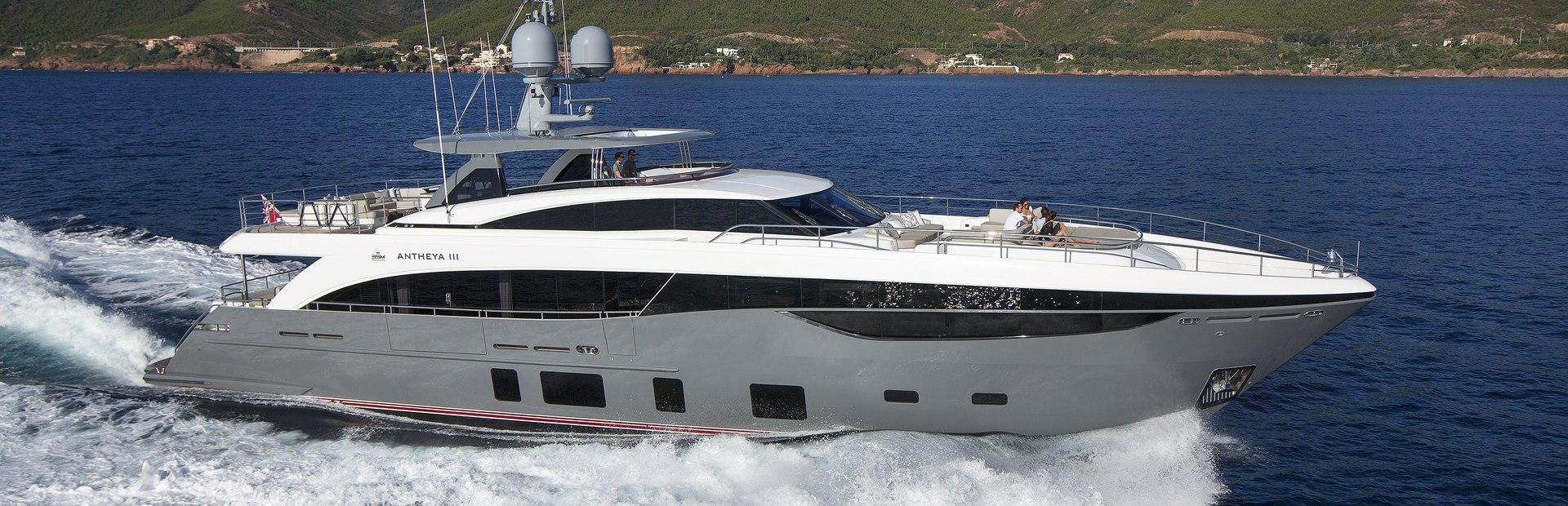 Princess 35M Yacht Charter
