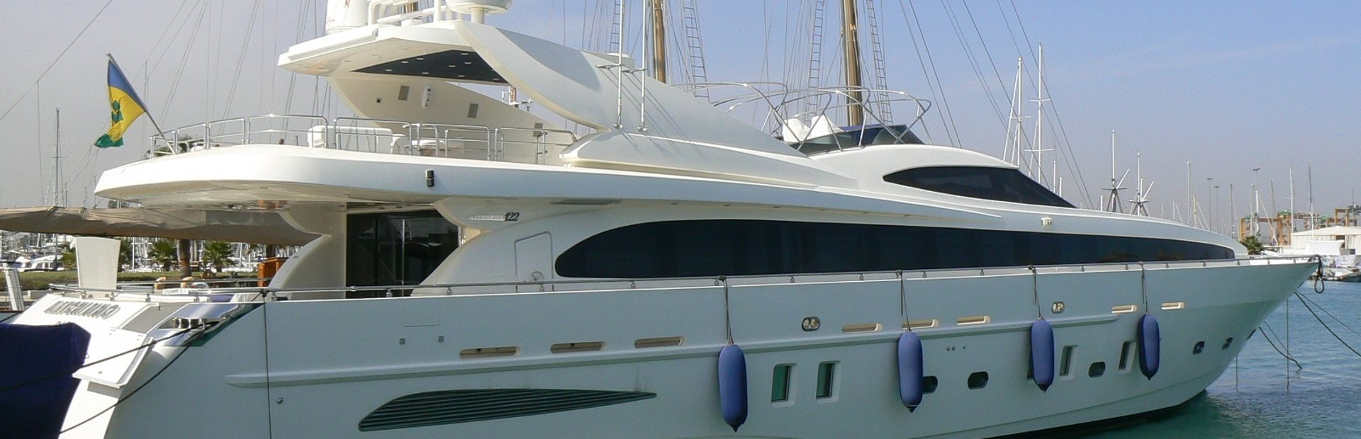 114 GLX Yacht Charter