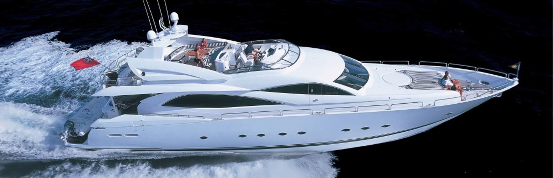 94 Yacht Yacht Charter