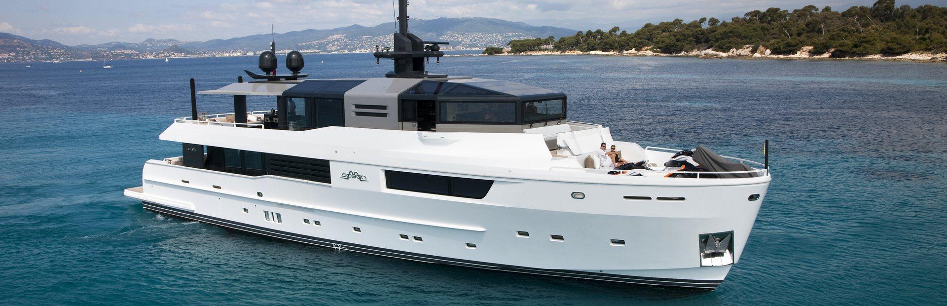 A115 Yacht Charter