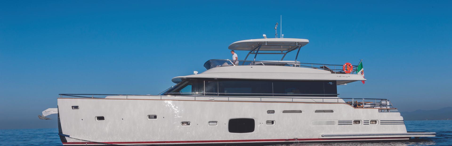 Magellano 76 Yacht Charter