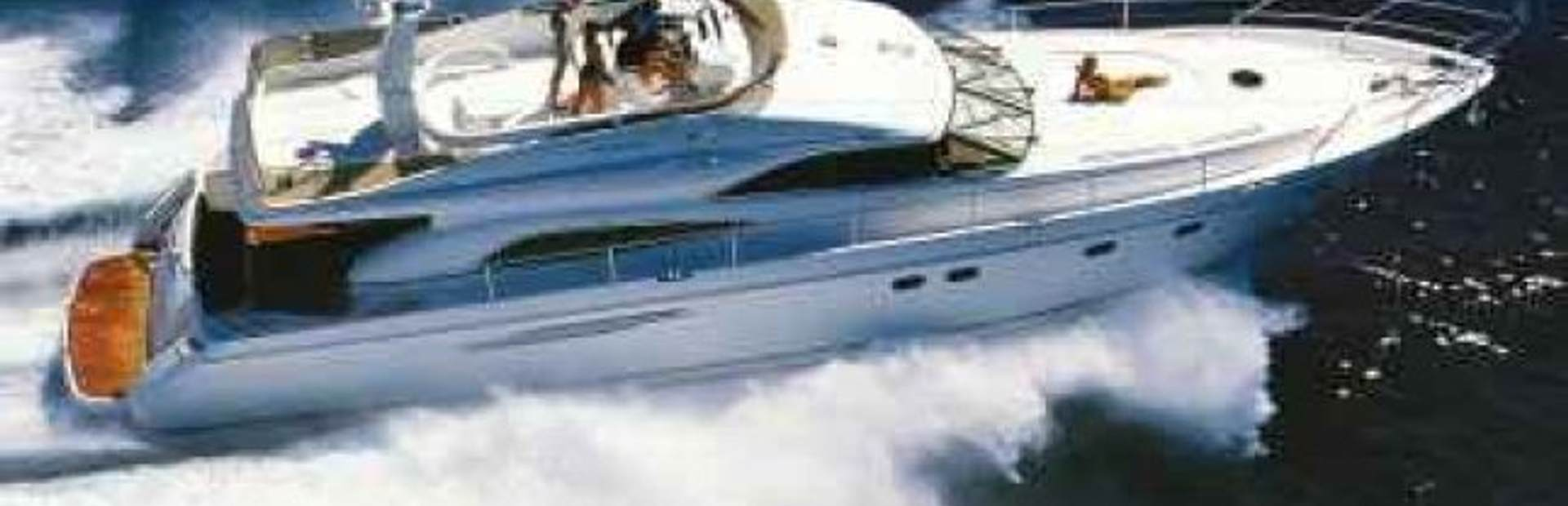 Princess 65 Yacht Charter