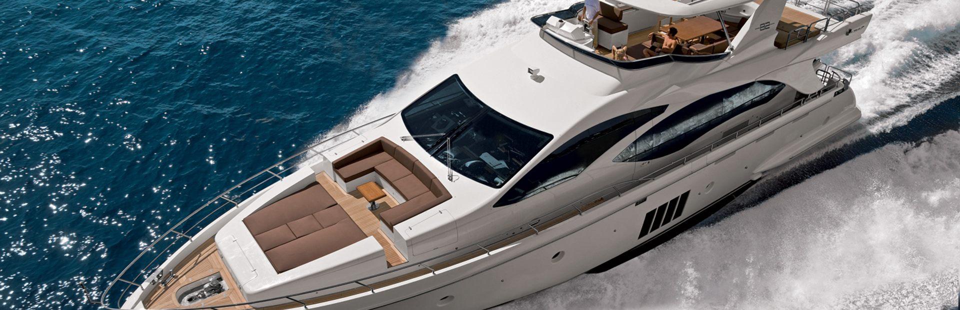Azimut 82 Yacht Charter