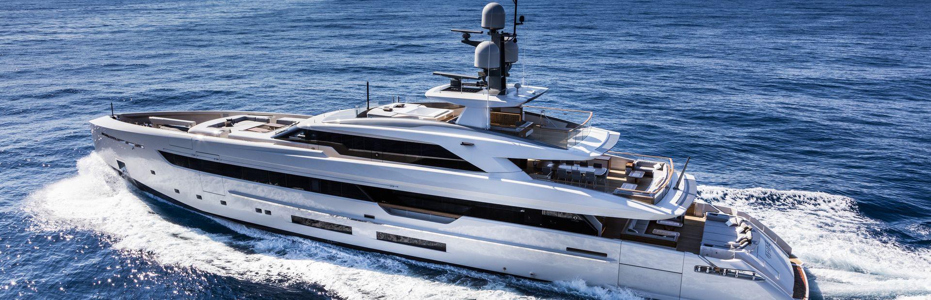 S501 Yacht Charter
