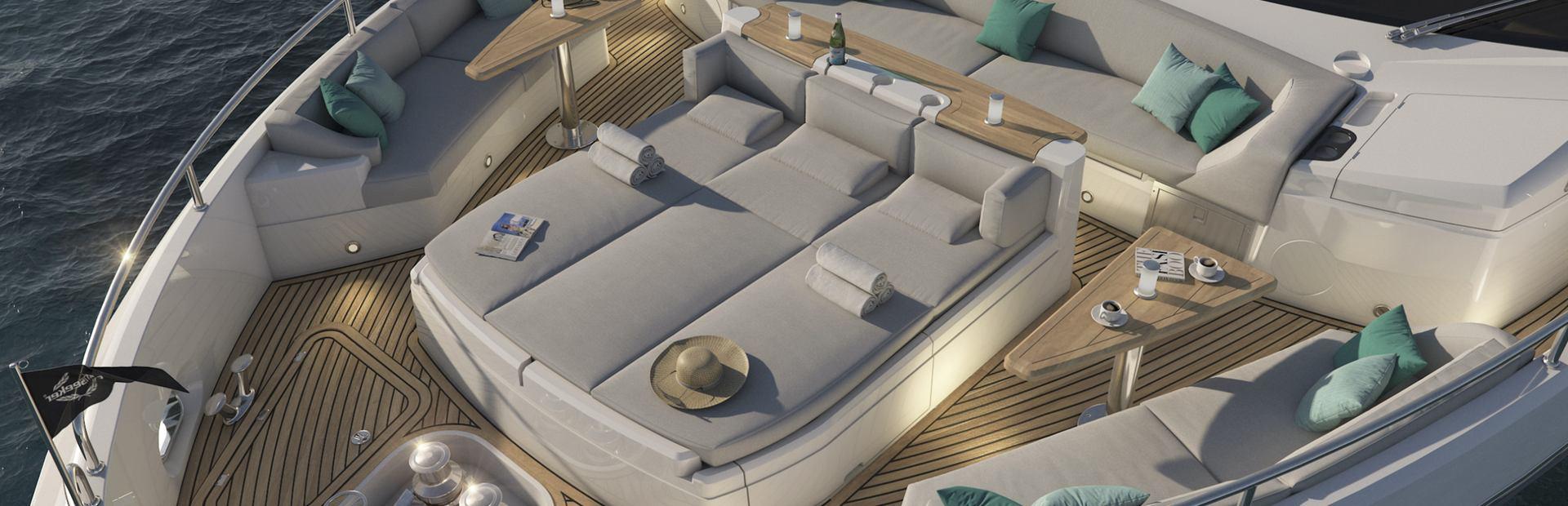 90 Ocean Yacht Charter