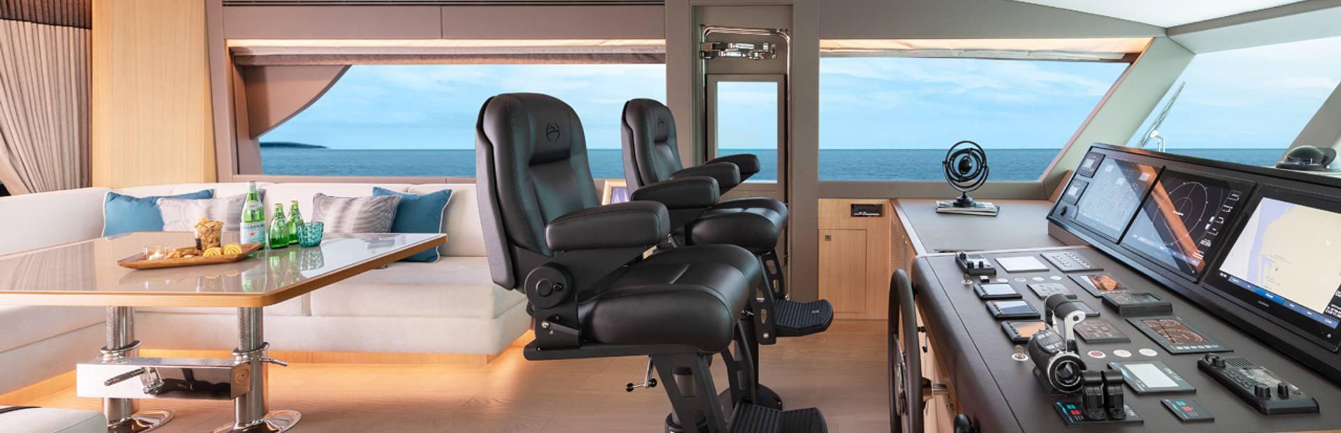 FD80 Yacht Charter