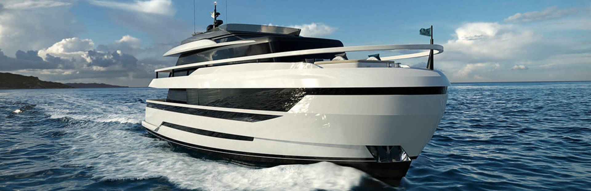 ISA Extra 93 Yacht Charter