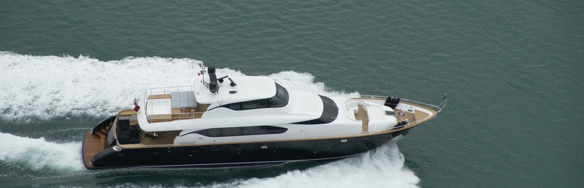 Maiora 29 Yacht Charter