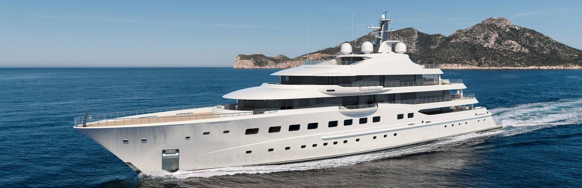 Amels 272 Yacht Charter