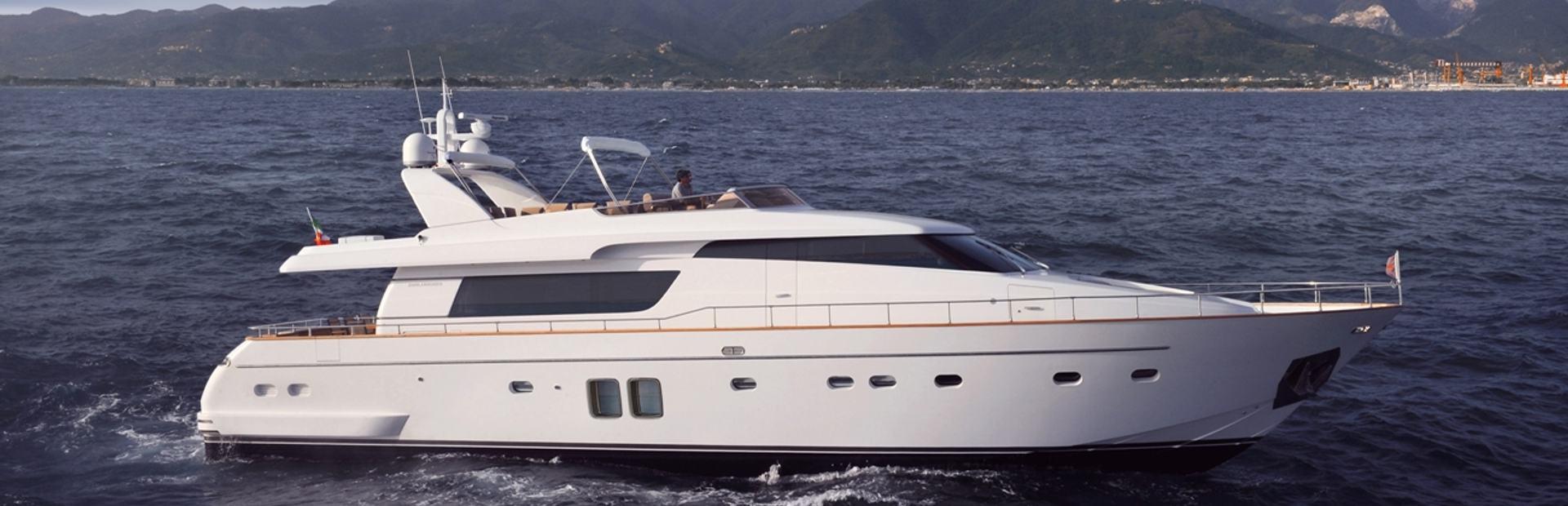 SL82 Yacht Charter