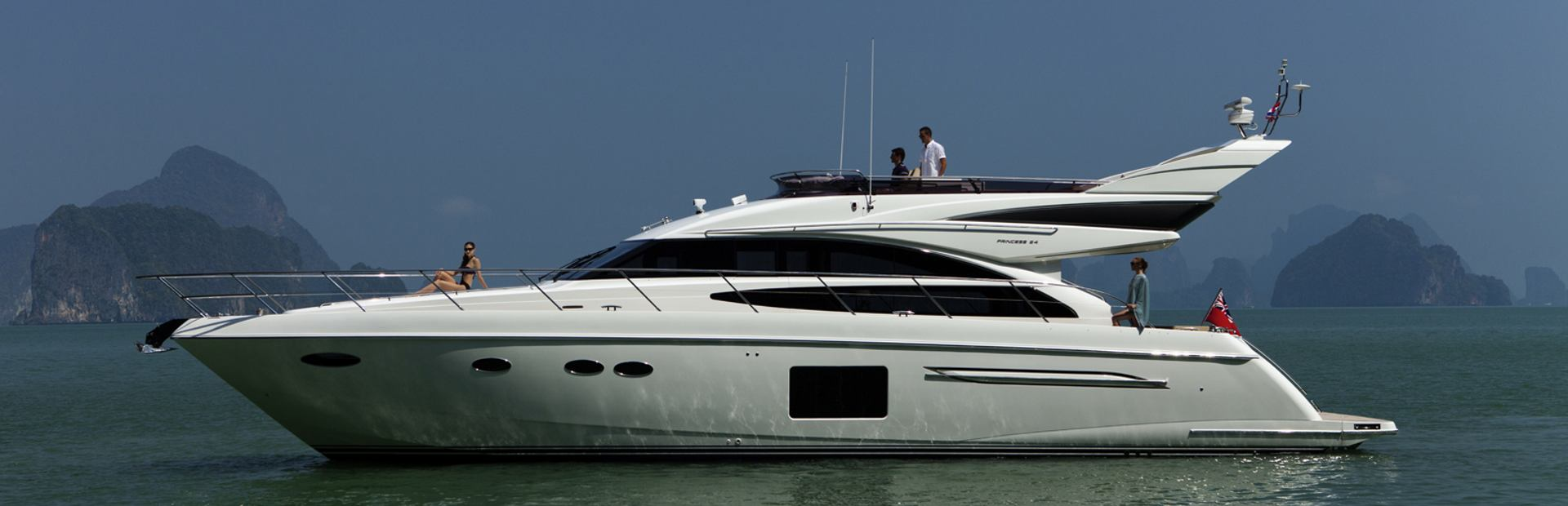 Princess 64 Yacht Charter