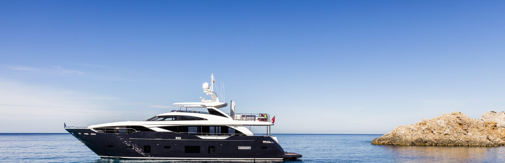 Princess 30M Yacht Charter