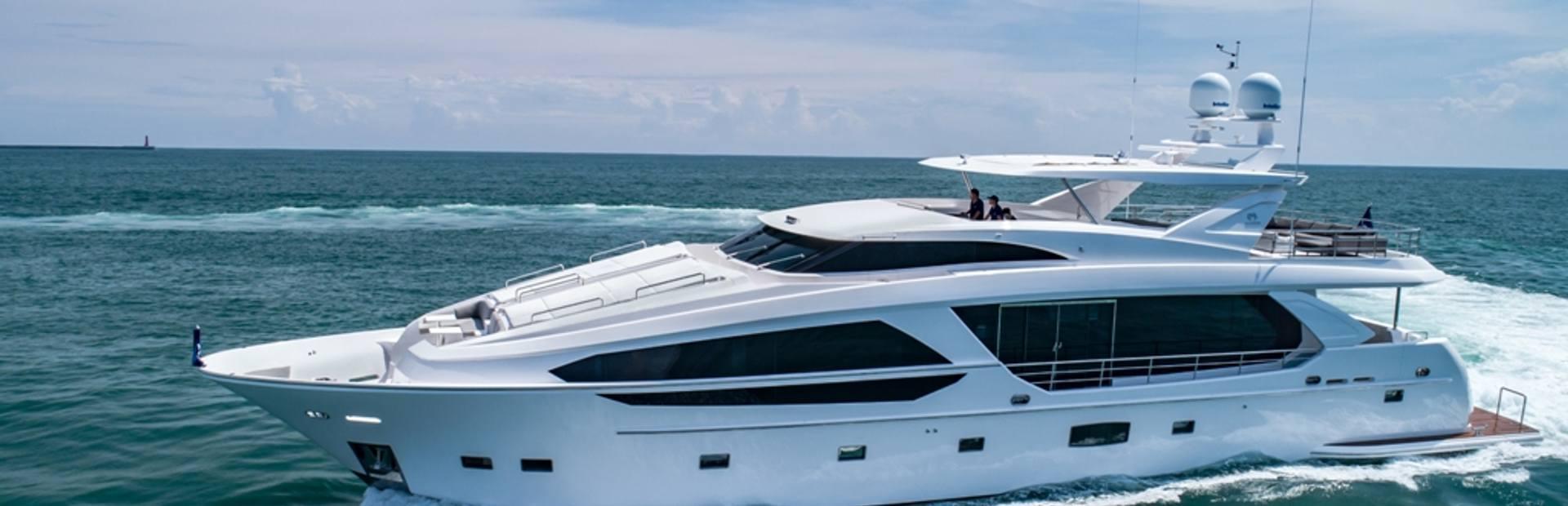 CC115 Yacht Charter