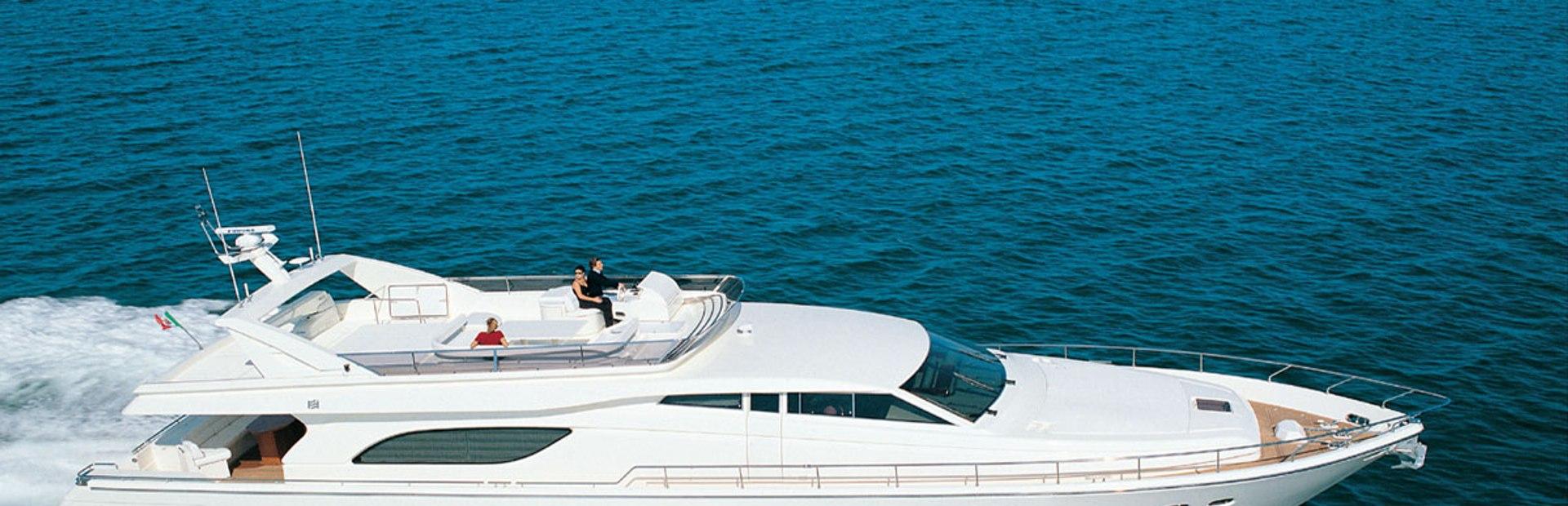 Ferretti Yachts 80 Yacht Charter