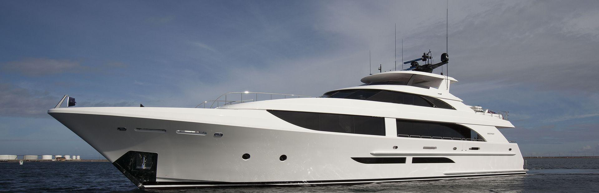 Westport 125 Yacht Charter
