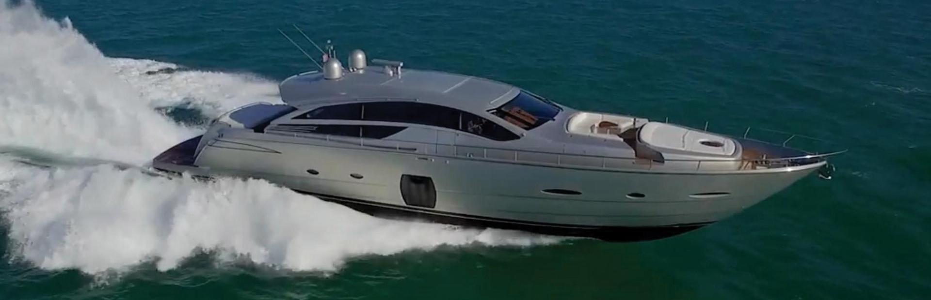 Pershing 80 Yacht Charter