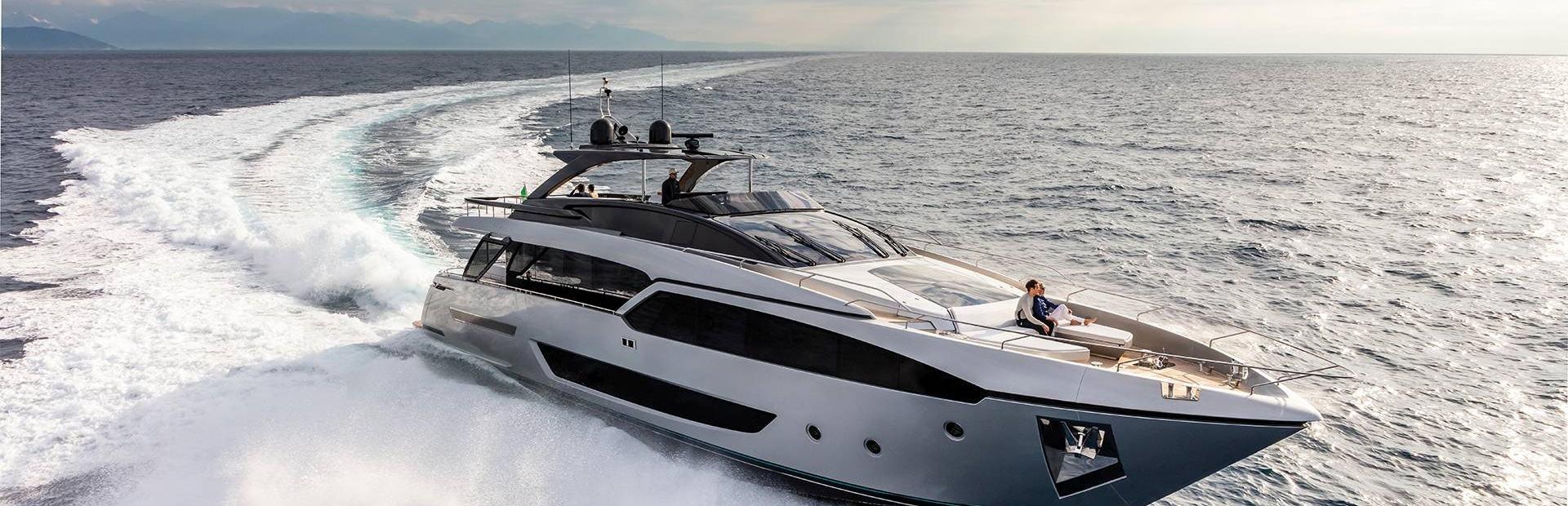 90' Argo Yacht Charter