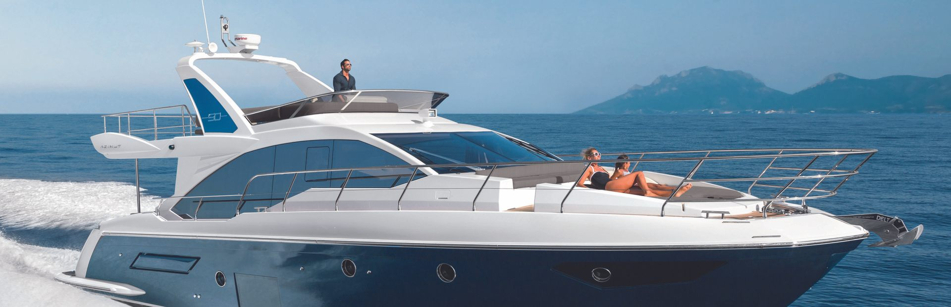 Azimut 50 Yacht Charter