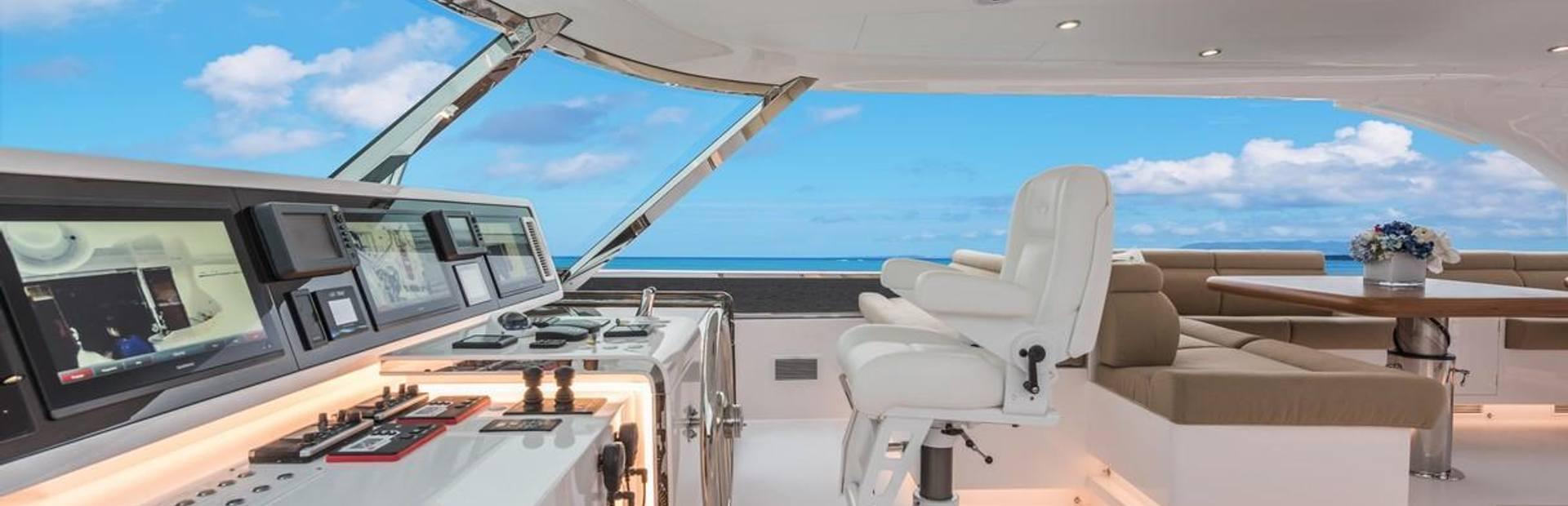 E98 Yacht Charter