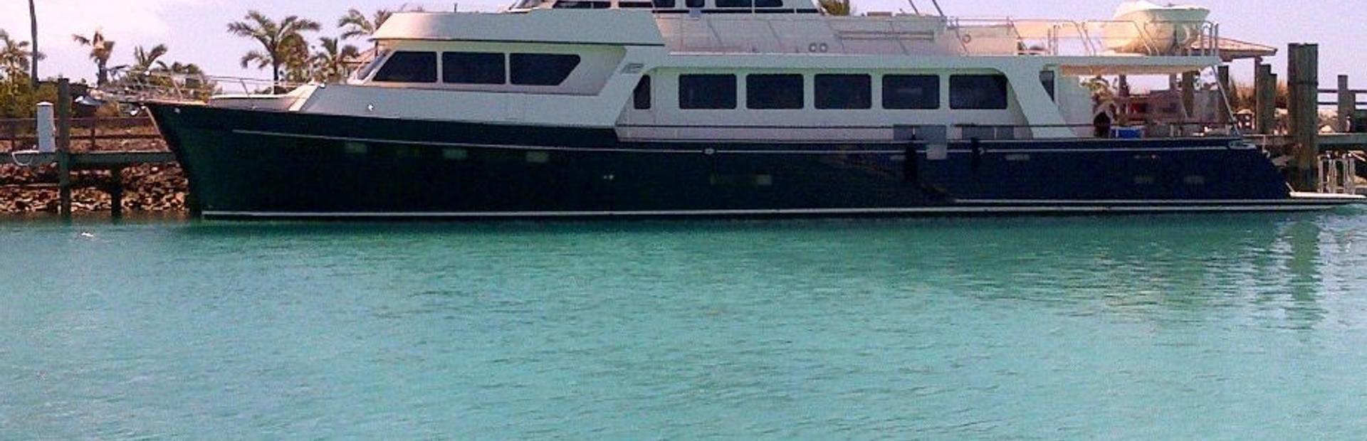 Marlow Explorer 97E Yacht Charter