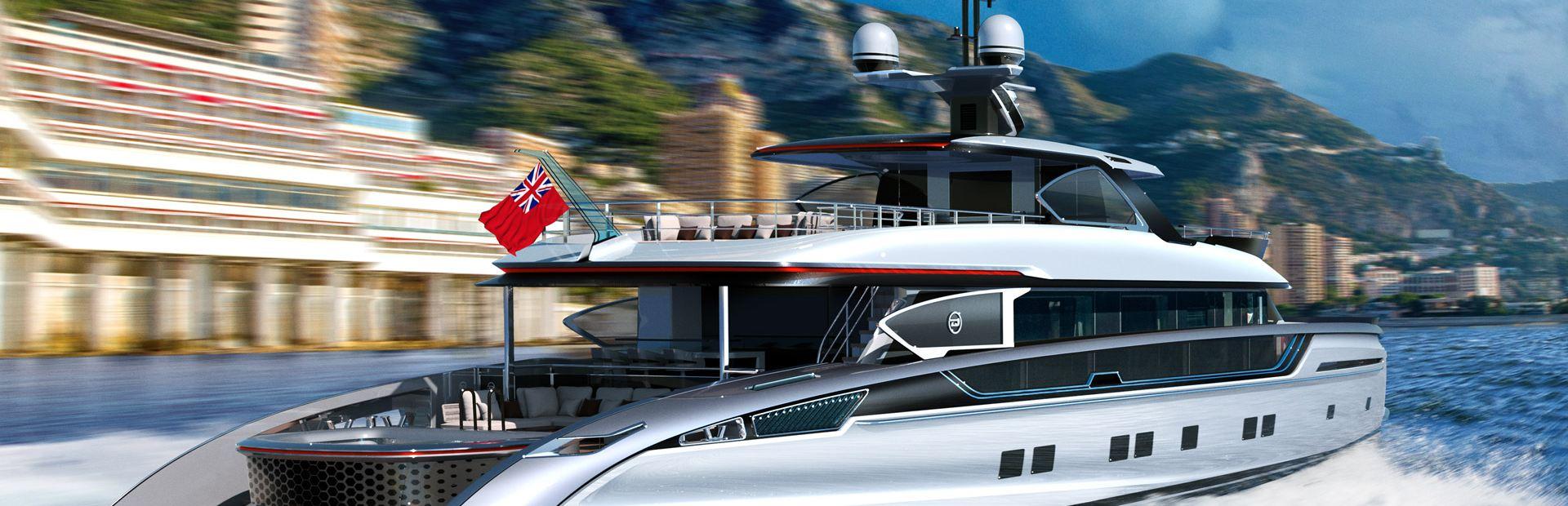 Dynamiq GTT 135 Yacht Charter