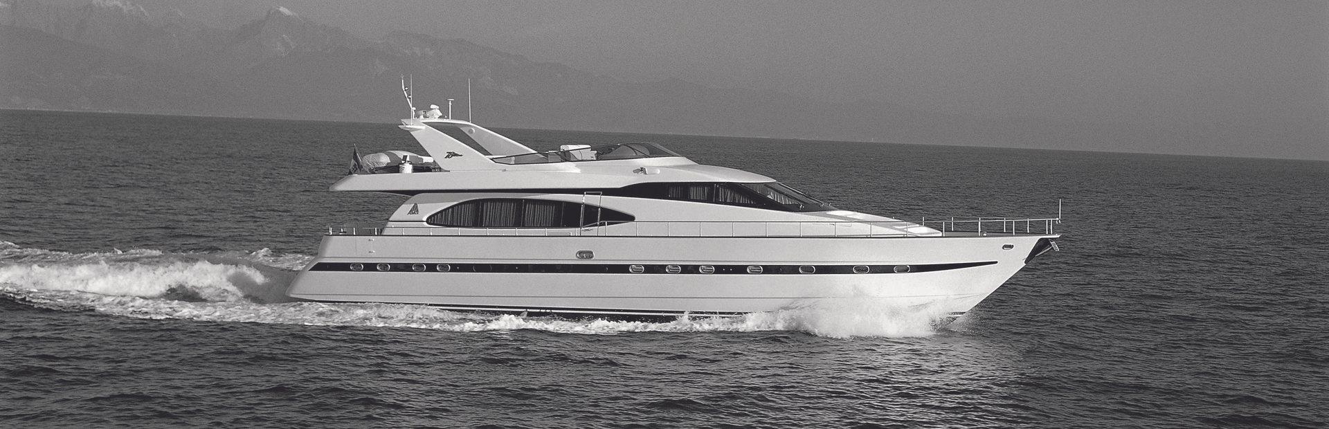Azimut 78 Ultra Yacht Charter