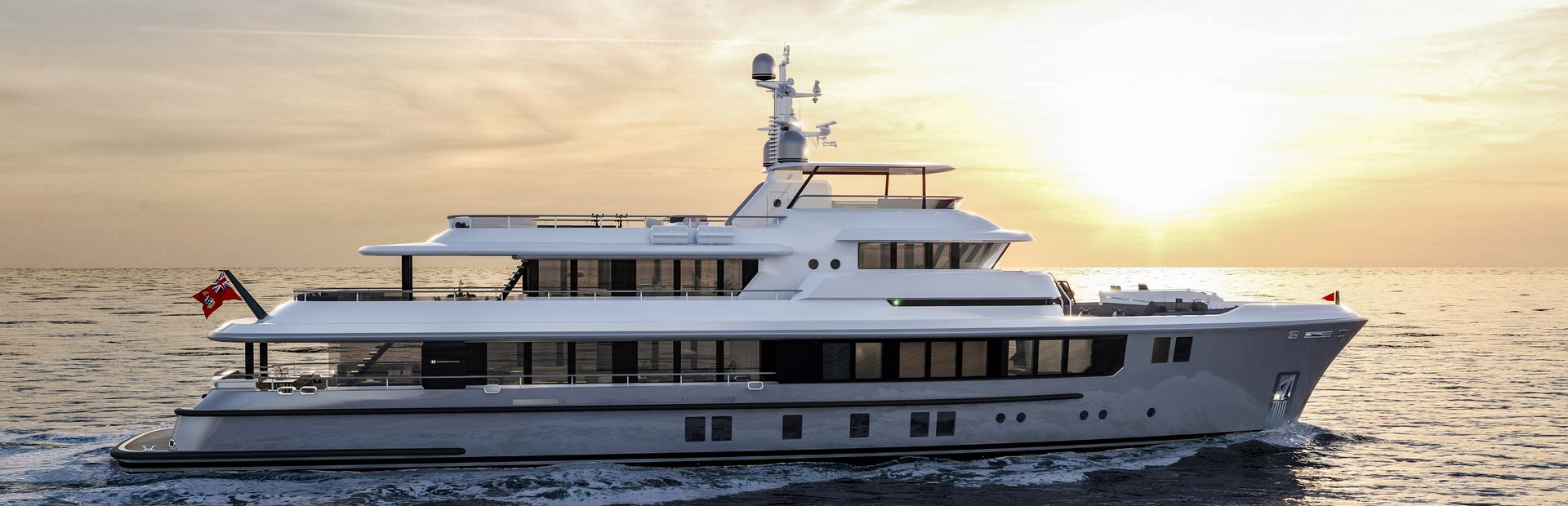 Nordhavn 148 Yacht Charter
