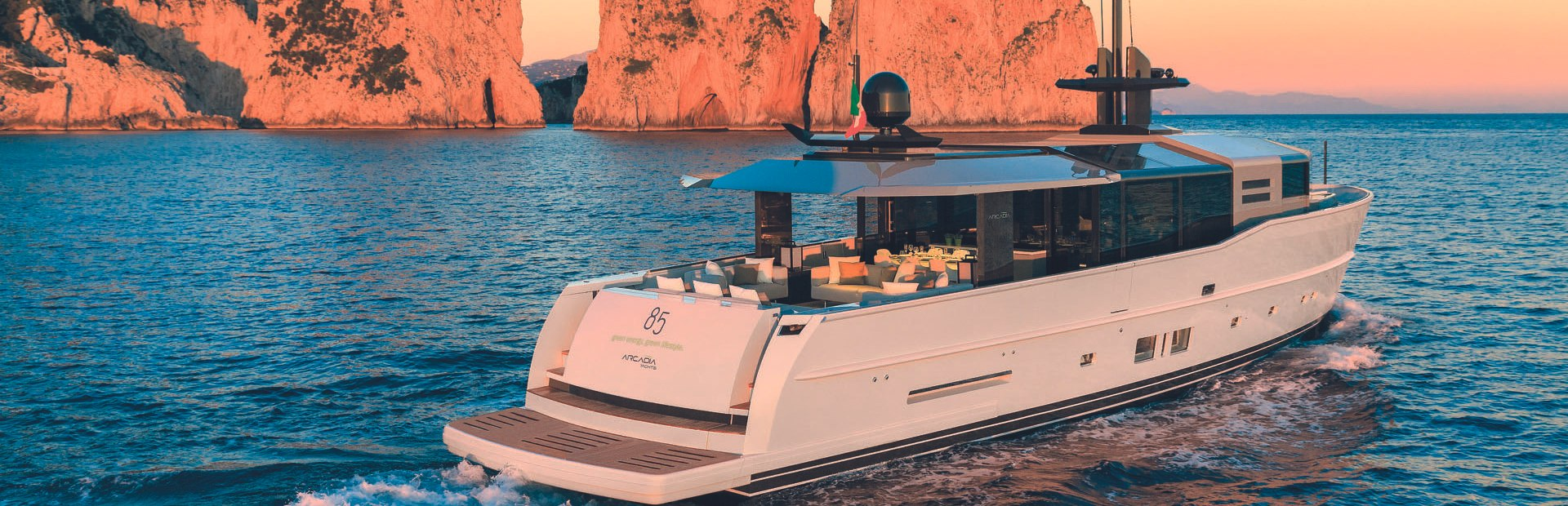 Arcadia Yachts  Profile Photo