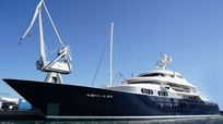 Luxury yacht Cocoa Bean