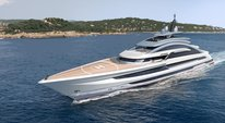 Video: Brand new Lurssen Superyacht 'Project SHU' heading for sea trials Thumbnail 1