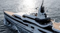 Oceanco Superyacht JUBILEE Caught On Film Thumbnail 1