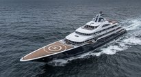 Brand New Heesen Superyacht Christened VANTOM Thumbnail 1