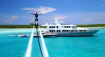 charter yacht loon in the bahamas