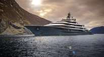 Lurssen superyacht Flying Fox
