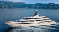 Superyacht 'Project Thunder' Launched By Lurssen Thumbnail 1