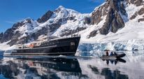 Superyacht LEGEND in the Arctic
