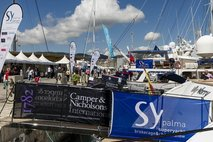 Palma Superyacht Show 2014
