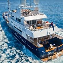 Koi Yacht