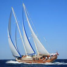 Kaya Guneri III Yacht